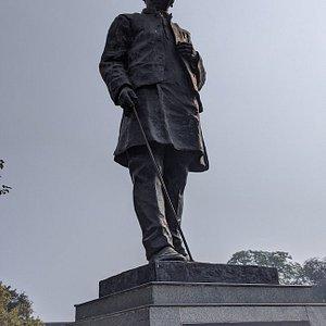 Monument to Jaya Prakash Narayan