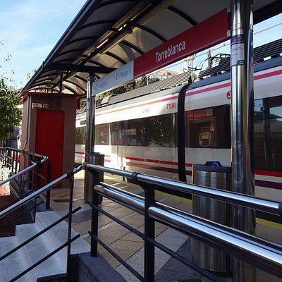 Torreblanca station