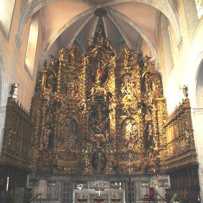 Retablo de la Asunción de la Virgen