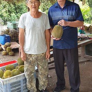 Me & the Owner, Mr. Kok