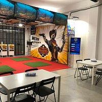 Local en Barcelona para celebrar 🥳 fiestas de cumpleaños y corporativos