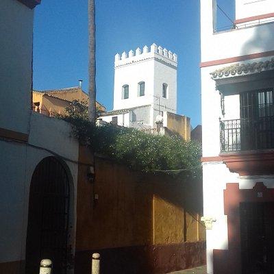 Pittoresque part of Sevilla.