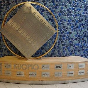 Kuopion Aikakapseli (Kuopio Time Capsule)