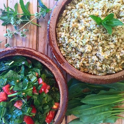 Levantine Cooking Class