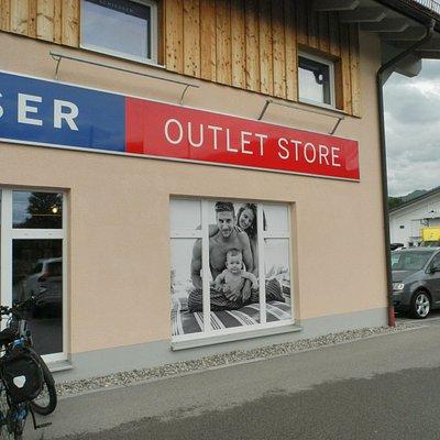 Schiesser Outlet in Schwangau