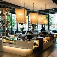 interiér Café SOFA
