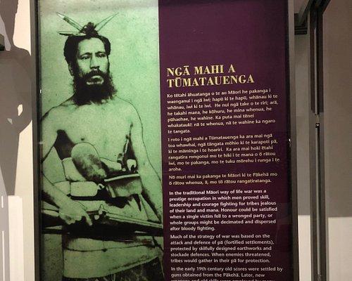 New Zealand War Memorial and Museum.