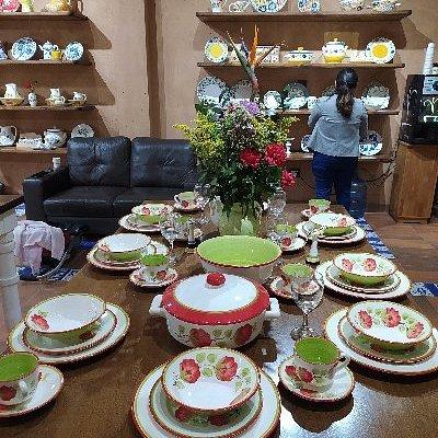 Almacén de cerámicas