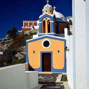 St. Stylianos