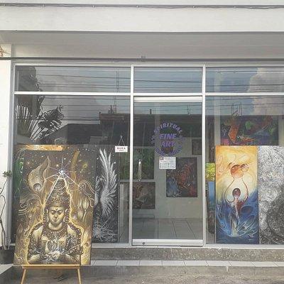 Spiritual Fine Art Studio Gallery