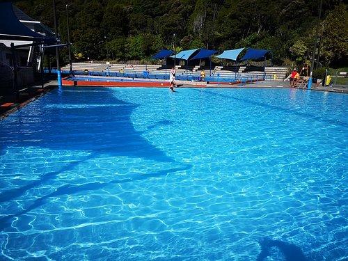 Wainuiomata Summer Pool