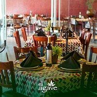 ¡Siempre listos para recibirte! Ven a El Agave y disfruta del mejor sabor de México 🇲🇽