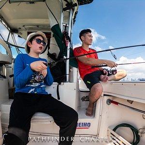 Make new memories at sea