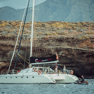 Abrazo Catamaran