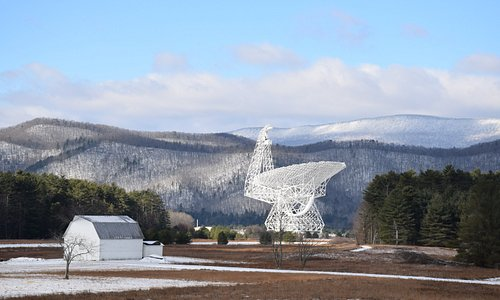 The Science Center and Observatory are open year round! It's great to see the telescopes as the seasons change.
