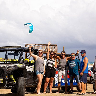 Want to try something different in St-Maarten / St-Martin?  Rent a Side By Side, Quad/ATV, Can-Am Ryker (3 wheelers) or a scooter for a full day and go discover the whole island, the French & Dutch side, both have so much to offer.  Come to see us. Our office is located at Bobby's Marina. Just a 7-minute walk from the port of St Maarten in Philipsburg.  So you can't miss it!