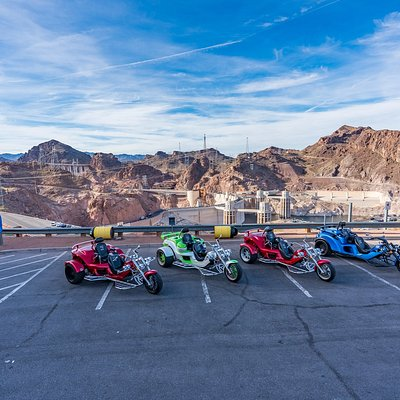 Vegas Trike Adventures - Hoover Dam Tour
