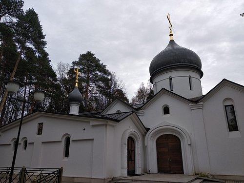Храм священномученика Владимира в городе Королев