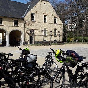 Flânerie à vélo électrique