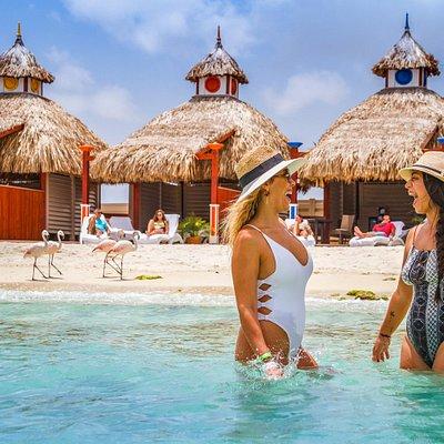 De Palm Island - Beach Cabanas 2