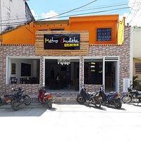 Espacios para vivir experiencias gastronómicas únicas #metrochuletaparrillacafebar