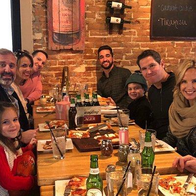 Family Food Tour at the Italian Market!