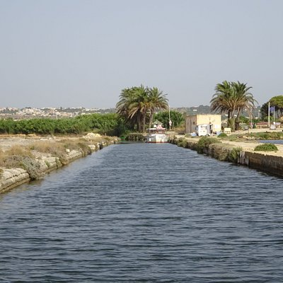 Imbarcadero Storico Mozia - Marsala, Sicily
