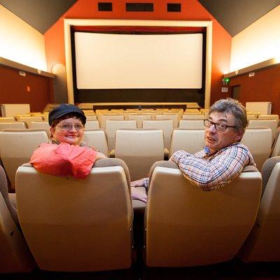start van viering 30 jaar cinema Rio onder bewind van Ronny & Mieke
