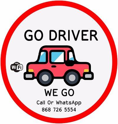 GO Driver logo
