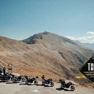 MotoGreece wins the Travel and Hospitality Award 2020 for the activity of motorcycle tours!