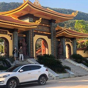 Thiền Viên Trúc Lâm Hộ Quốc