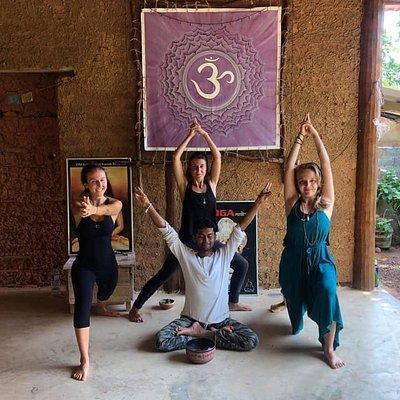 Yoga teacher training Mirissa, Srí Lanka