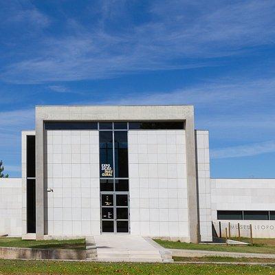 Museu Leopoldo de Almeida - vista do exterior