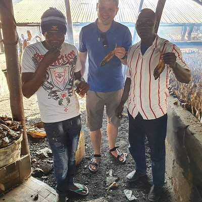Tanji Fishing Village with Smiley Tours :) contact number: +2207416058