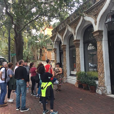 We have to admire the architecture of the building Henry Ford used as his first showroom in the south. Did you know Spanish moss was the reason for Ford's first recall? Join us on tour to find out why?