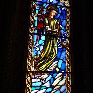 Foto del interior del Santuario de la Madre de Dios de la Misericordia