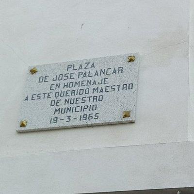 Plaza José Palancar
