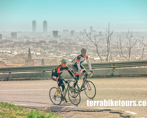 Barcelona Road Bike Tours and Rentals from Terra Bike Tours Barcelona Canyon cycling city center. Private and personalised routes to the needs of each cyclist