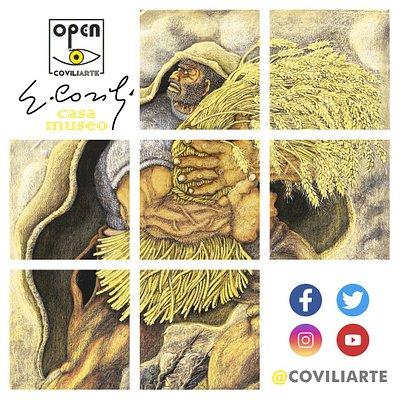 Casa Museo COVILI > Social Media @COVILIARTE