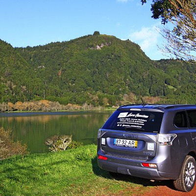 Enjoy a Private Tour of Furnas in our very comfortable and ECO Hybrid 4WD Vehicle.