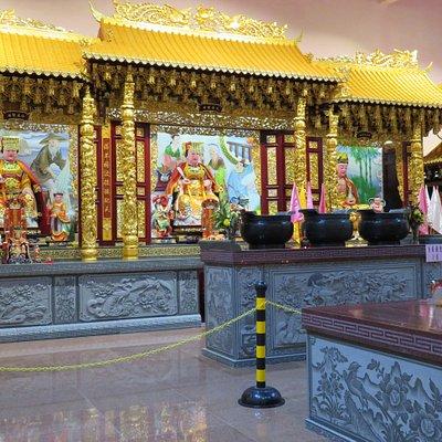 Malaysia: Langkawi Thean Hou Temple
