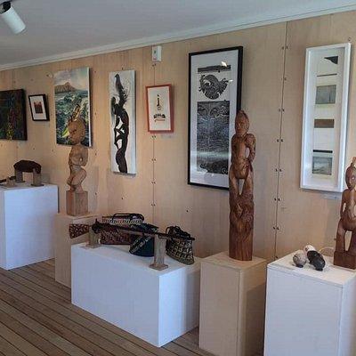 Hihiaua Gallery Shop
