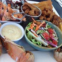 Seafood Platter for 2 $90