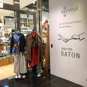 PASS THE BATON 表参道店