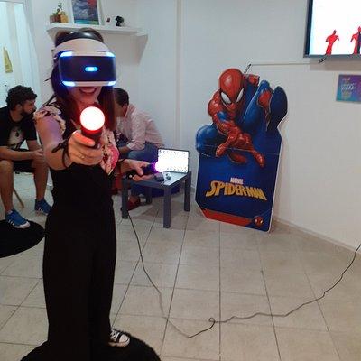 Playstation VR - Games. Mais de 25 jogos!