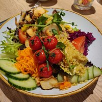 Vegetarisch gerecht