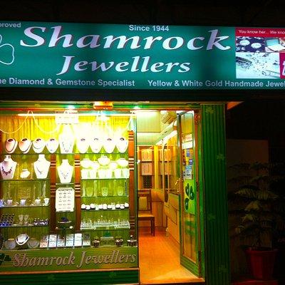 shamrock jewellers Baga-Calangute Road goa