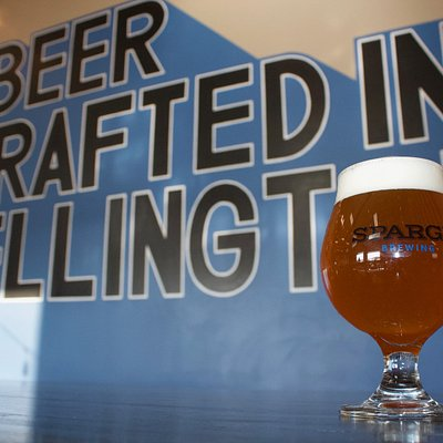 Our New West Double IPA is back on tap!