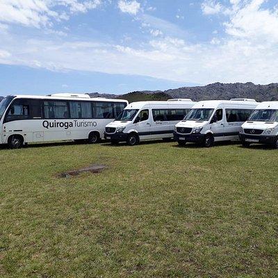 Combis y minibus