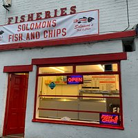 New opening hours for the re-opening of stump cross fisheries now newly named Solomon's Fish and Chips! Please come along and try our food! Watch Sky sports while we cook you're food! Thanks we look forward to seeing and welcoming all new customers David & Gill *** Opening Times  Monday - Friday 11.30am -10.00pm Saturday 11.30am - 8.00pm Sunday 12.00 - 5.00pm ***
